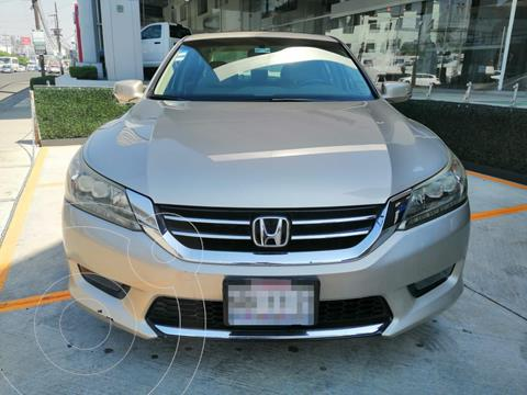 Honda Accord EX-L 3.5L V6 usado (2014) color Beige precio $245,000
