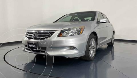 Honda Accord EX-R Coupe V6 Aut usado (2011) color Plata precio $127,999