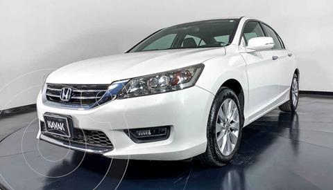 Honda Accord EX-L 3.5L V6 usado (2015) color Blanco precio $244,999