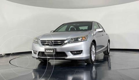 Honda Accord EXL  usado (2013) color Plata precio $197,999
