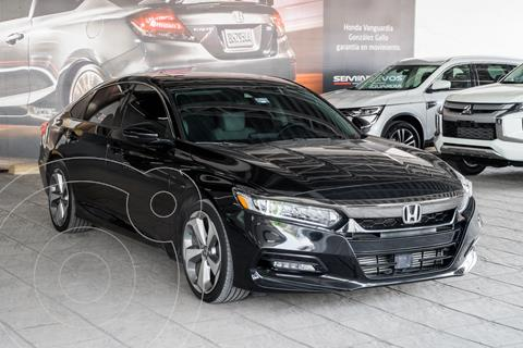 Honda Accord Touring usado (2019) color Negro precio $475,000