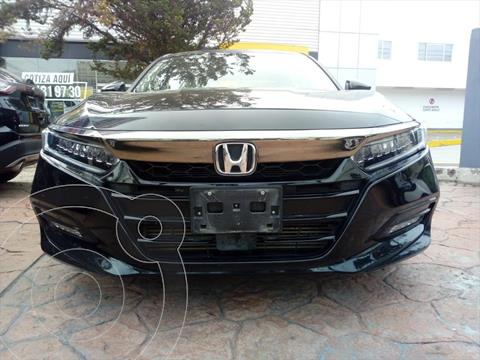 Honda Accord Touring usado (2019) color Negro precio $459,000