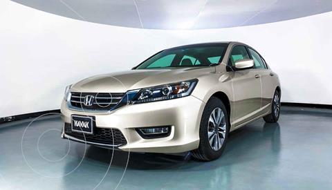 Honda Accord LX  usado (2013) color Beige precio $199,999