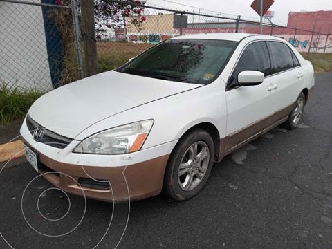 Honda Accord EX-S 2.4L usado (2006) color Blanco precio $80,000