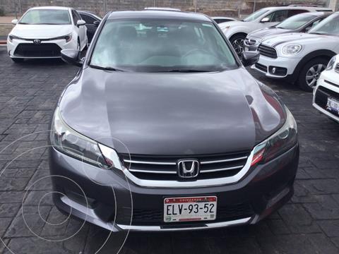 Honda Accord Sport usado (2015) color Gris Oscuro precio $235,000