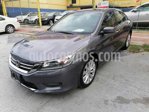 Honda Accord EXL Navi usado (2015) color Gris precio $219,000