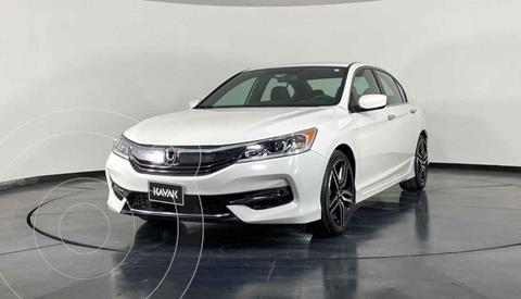 Honda Accord Sport usado (2017) color Blanco precio $314,999