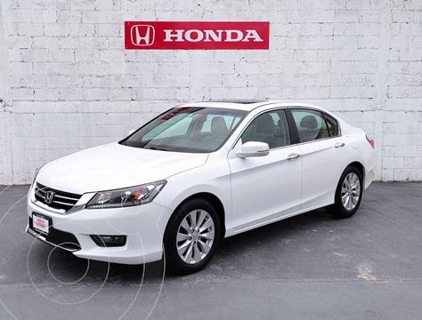Honda Accord EX-L 2.4L usado (2014) color Blanco precio $219,900