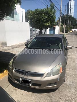 Honda Accord EX usado (2007) color Bronce precio $92,500