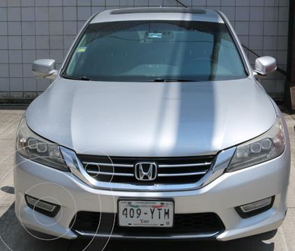 Honda Accord EXL V6 usado (2013) color Plata Diamante precio $159,000