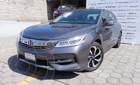 Honda Accord EX-L 3.5L V6 usado (2017) color Gris Oscuro precio $267,000