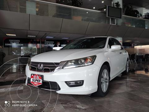 Honda Accord EX 2.4L usado (2013) color Blanco precio $209,000