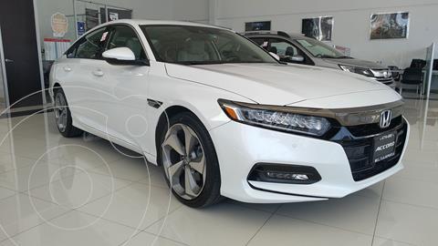 Honda Accord Touring usado (2020) color Blanco precio $569,000