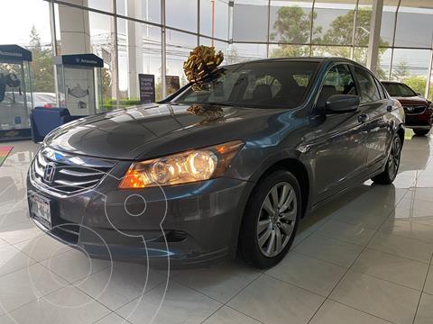 Honda Accord EX 2.4L usado (2012) color Verde Oscuro precio $169,000