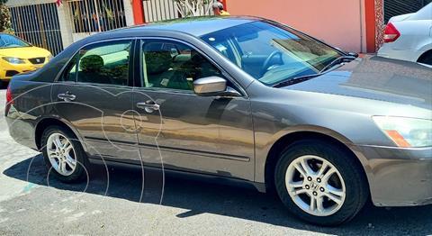 Honda Accord LX 2.4L usado (2006) color Bronce precio $85,000