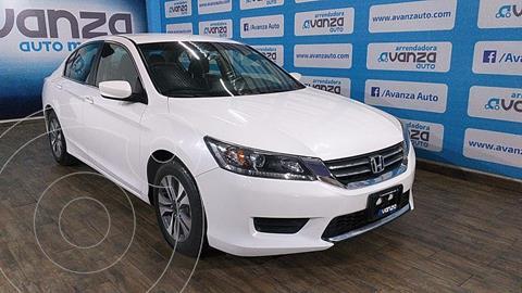 Honda Accord LX 2.4L usado (2013) color Blanco precio $178,000