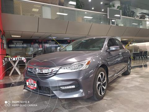 Honda Accord EX-L 3.5L V6 usado (2016) color Gris precio $299,000