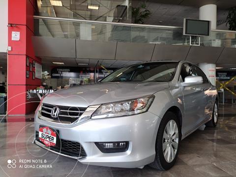 Honda Accord EX-L 3.5L V6 usado (2014) color Plata Dorado precio $212,000