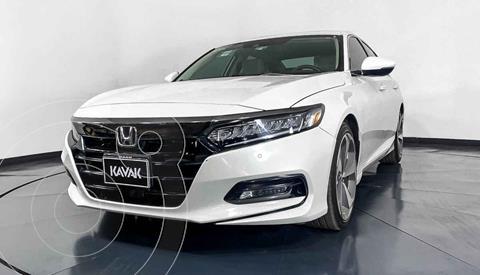 Honda Accord LX 2.4L usado (2017) color Blanco precio $439,999