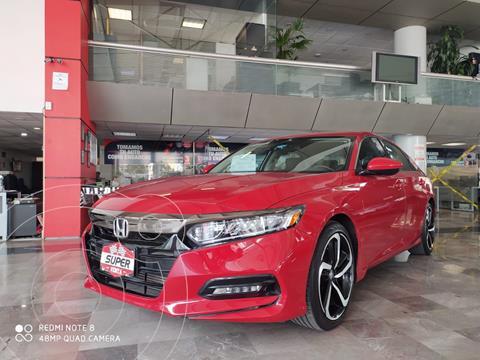 Honda Accord Sport Plus usado (2018) color Rojo precio $429,000