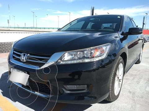 Honda Accord EX-L 3.5L V6 usado (2015) color Negro precio $240,000
