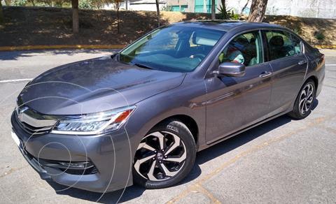 Honda Accord EX-L 3.5L V6 usado (2017) color Gris Oscuro precio $285,000