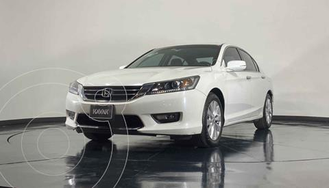 Honda Accord EXL Navi usado (2014) color Blanco precio $239,999