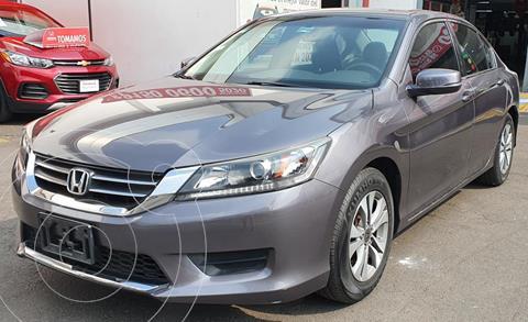 Honda Accord LX usado (2014) color Acero precio $180,000