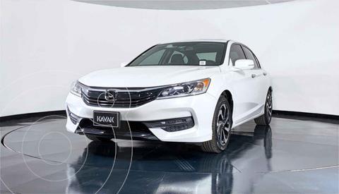 Honda Accord EX-L 2.4L usado (2016) color Blanco precio $290,999