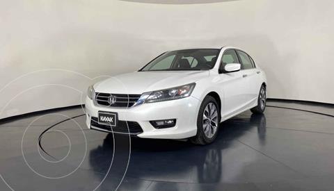 Honda Accord Sport usado (2015) color Blanco precio $242,999