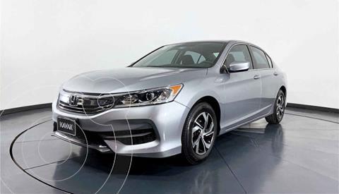 Honda Accord LX-S 2.4L usado (2016) color Plata precio $283,999
