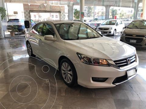 Honda Accord EX 2.4L usado (2015) color Blanco precio $239,000