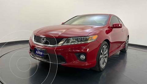 Honda Accord EX-R Coupe V6 Aut usado (2013) color Rojo precio $227,999