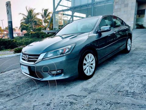 Honda Accord EX-L 2.4L usado (2013) color Gris precio $199,000
