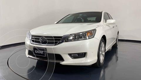 Honda Accord EX-L 3.5L V6 usado (2014) color Blanco precio $242,999