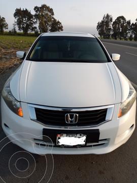 Honda Accord V6 3.5L Aut usado (2008) color Blanco precio u$s9,900