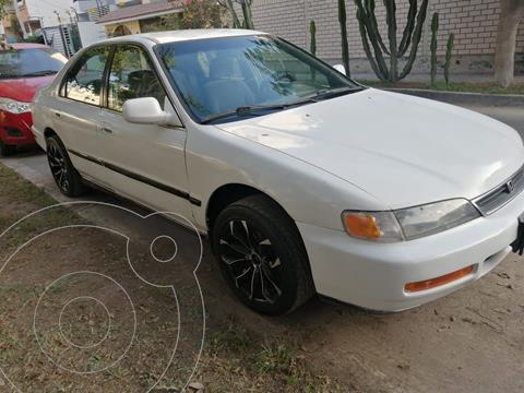 Honda Accord EX - RL usado (1997) color Blanco precio u$s4,500