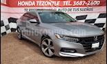 Foto venta Auto usado Honda Accord Touring (2018) color Plata Diamante precio $530,000