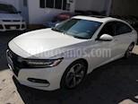 Foto venta Auto usado Honda Accord Touring (2018) color Blanco precio $454,000