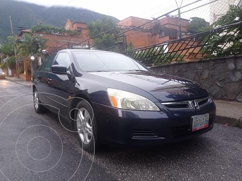 Honda Accord Lx 4v 16 cilindro usado (2006) color Azul precio u$s5.000