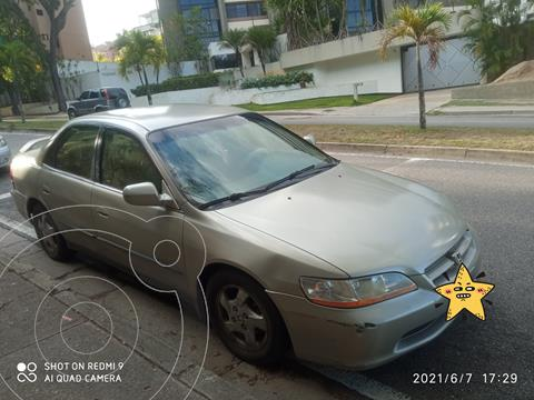 Honda Accord EX usado (1999) color Plata precio u$s2.200
