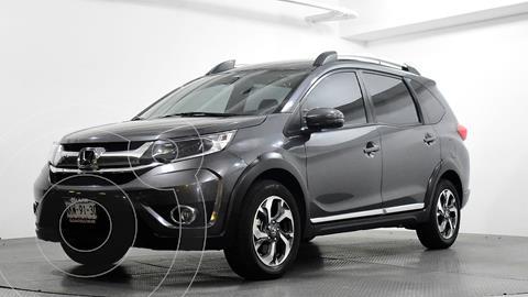 Honda BR-V Prime usado (2019) color Gris Oscuro precio $305,000