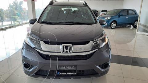 Honda BR-V Prime usado (2018) color Gris Oscuro precio $285,000