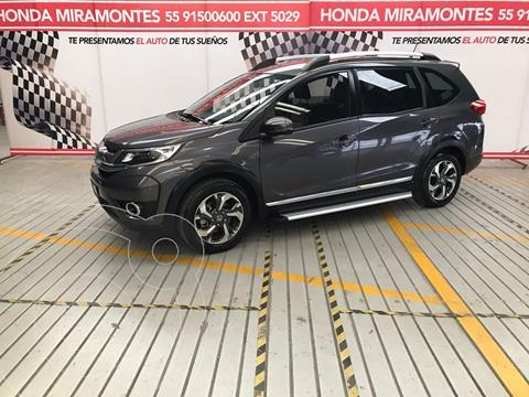 Honda BR-V Prime usado (2019) color Acero precio $320,000