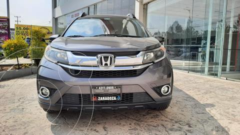 Honda BR-V Prime usado (2019) color Gris Oscuro precio $315,000