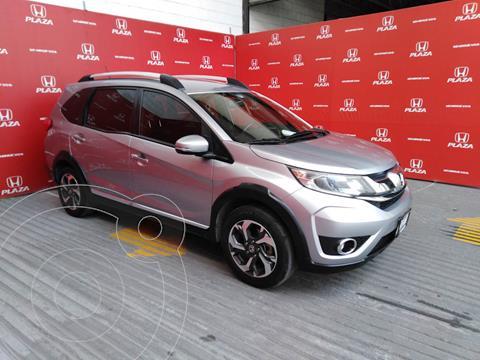 Honda BR-V Prime usado (2019) color Plata Dorado precio $319,000