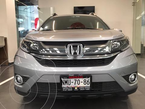 Honda BR-V Prime Aut usado (2019) color Plata Dorado precio $269,000