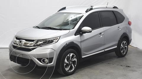 Honda BR-V Prime Aut usado (2019) color Plata Dorado precio $298,000