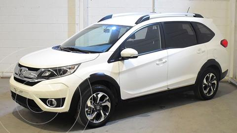 Honda BR-V Prime Aut usado (2019) color Blanco precio $305,000