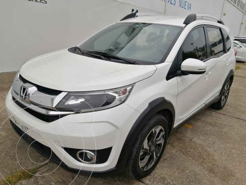 Honda BR-V Prime usado (2018) color Blanco precio $260,000